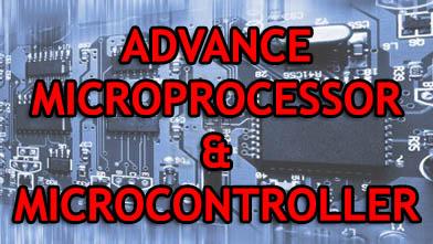 advance microprocessor engineering practical