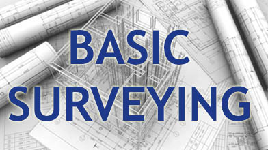basic survey engineering practicals