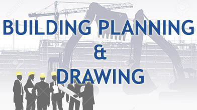 building planning & drawing engineering practicals