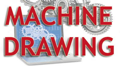 machine drawing engineering practical