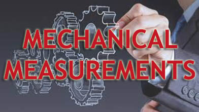 mechanical measurement engineering practical