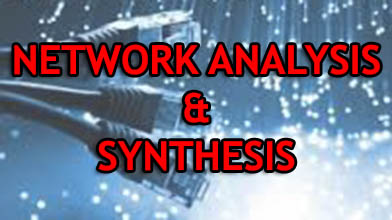 network analysis and sysntesis engineering practical
