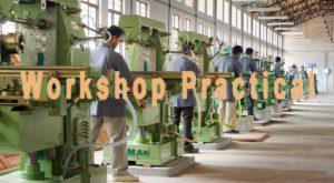 workshop engineering practical